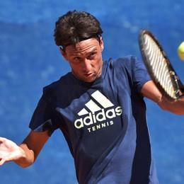 Niente da fare per Arnaboldi Subito fuori al Roland Garros