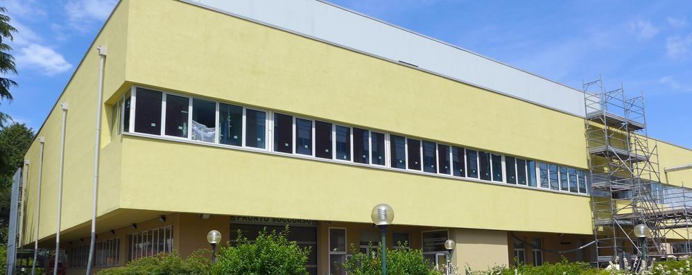 Blocco operatorio a Cantù  «Sarà pronto per la fine dell'anno»