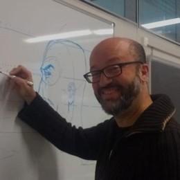 Diabolik è di Olgiate  Fumetti all'istituto Terragni