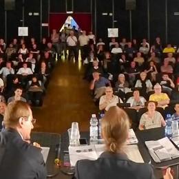 Elezioni, stasera il confronto   tra i cinque candidati a Cantù