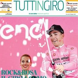 Il Giro d'Italia torna a Como Domani in regalo un inserto