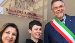 Falcone-Borsellino, storia che continua  «Una lezione speciale per voi giovani»