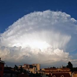 Il cielo in una cella (temporalesca)