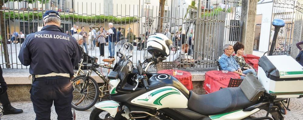 La protesta di Parco Martinelli Aperitivo contro la chiusura