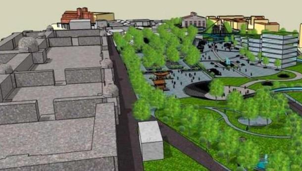 Como, il piano per l'area Ticosa  Uffici comunali e hub della cultura