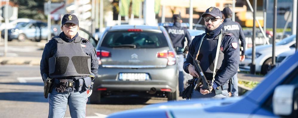 Senza tetto accusato di omicidio Lo arresta la polizia in centro città