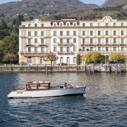 Svolta ecologica della nautica  Con il varo della barca Elettra