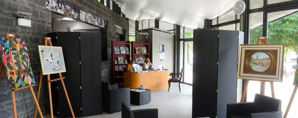 Cernobbio, riecco l'Onda  Aperto l'infopoint per turisti