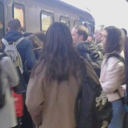 Fine settimana da incubo per i pendolari  Guasti tecnici e incidenti causano ritardi