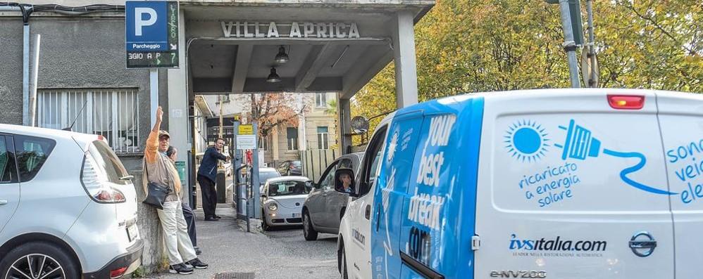 Villa Aprica, un nuovo progetto  Ospedale più ampio e moderno