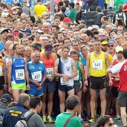 Mezza Maratona Como  La carica dei 1.200