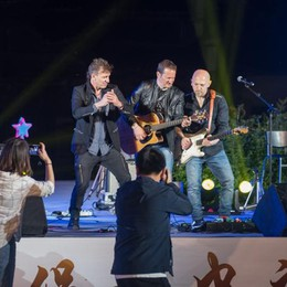 Sulla via della seta a ritmo di rock I 7Grani alla conquista della Cina