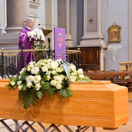 A San Bartolomeo  l'ultimo saluto  a Maurizio Del Sordo
