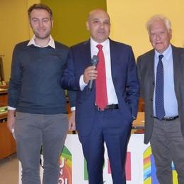 Latorraca sfida Salvini sull'accoglienza  «Cantù torni a essere ospitale e viva»