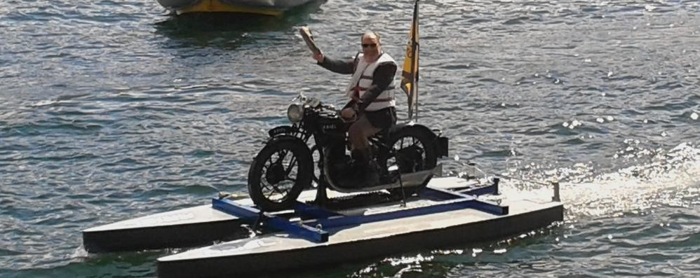 Da Menaggio a Varenna  Sul lago con la moto