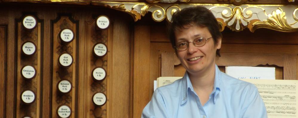 Ecco il Maggio organistico breccese  La prima gemma è Giulia Biagetti
