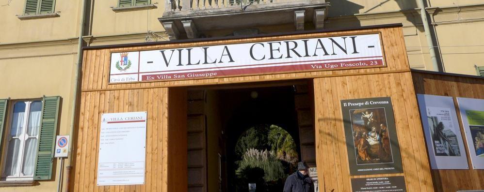 Erba, lavori conclusi  «Ma il museo civico   è da reinventare»