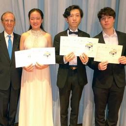 """Il cinese Ziyu Liu re del Concorso  Premi ex aequo per il """"romantico"""""""