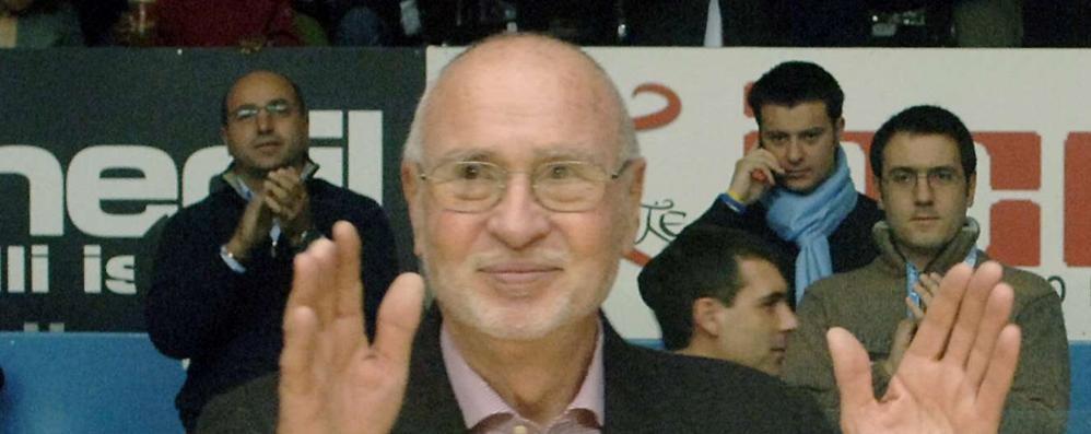 Morto il coach Taurisano    Vinse tutto con Cantù