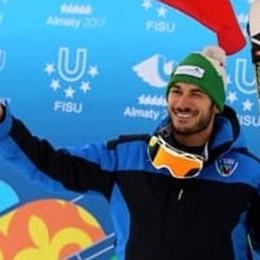 Tentori, dice addio allo sci  «Mi sono divertito»