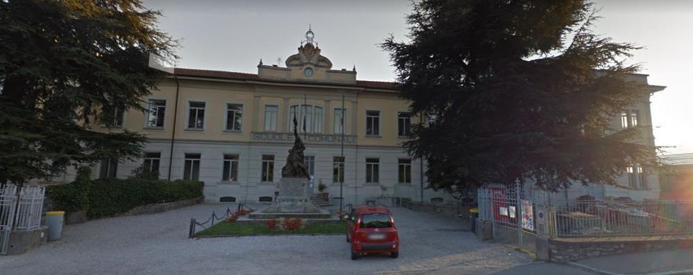 Bellagio, incidente a scuola  Professore al pronto soccorso