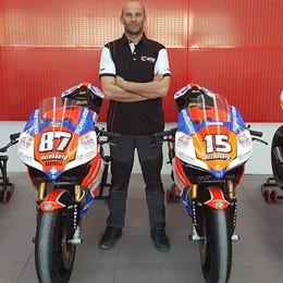 Motocorsa, è un giorno storico Debutta nel Mondiale Superbike