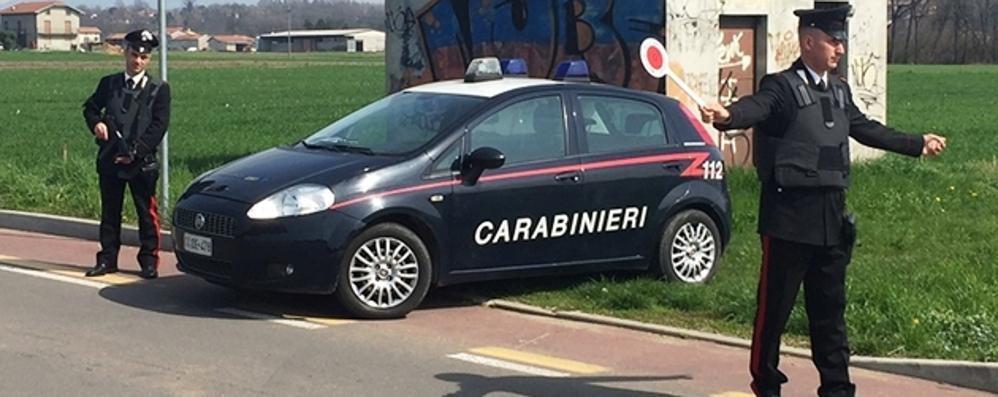 Fino, ladro bloccato dai derubati  Comasco arrestato dai carabinieri