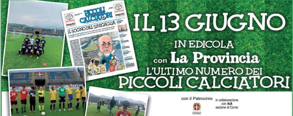 """""""Piccoli Calciatori""""  Giovedì 13 è da collezione"""
