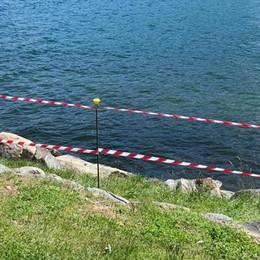 Cremia, cede un tratto  della passeggiata a lago