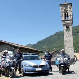 Polizia Stradale, in Tremezzina  ritorna il distaccamento estivo