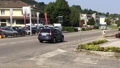 «Con la rotonda corrono tutti di più»  L'allarme dei residenti di Albese