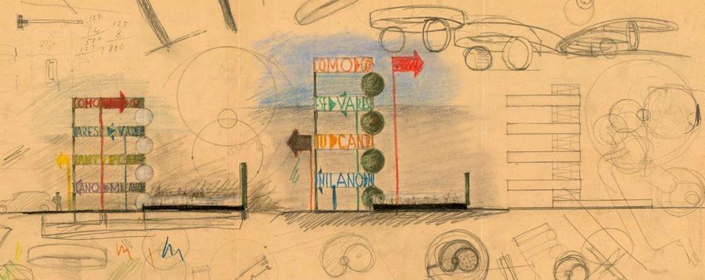 Il pittore e i monumenti di Como Una mostra su Radice in Pinacoteca