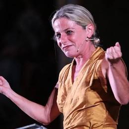 Lucilla Giagnoni: «Parole e profezia di Papa Giovanni»