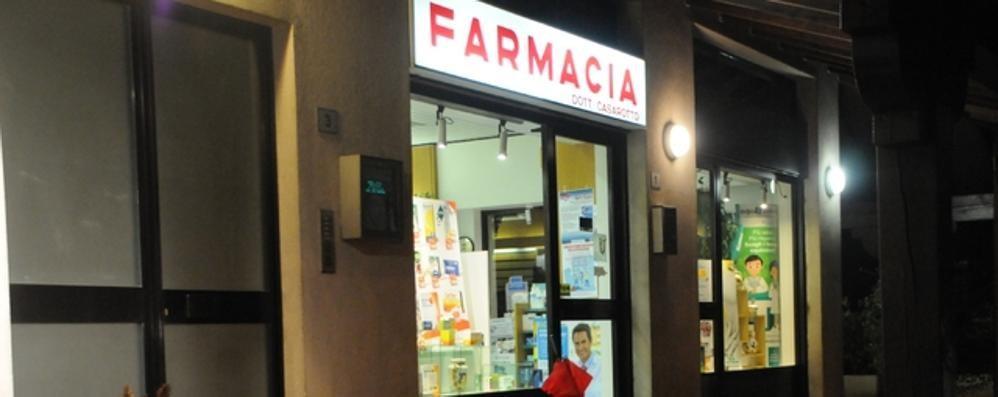 Rapina in farmacia a Bregnano  Arrestato anche il complice
