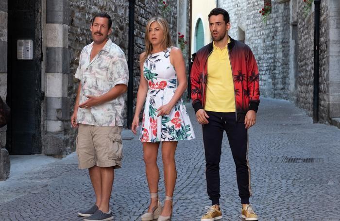 Murder mystery: una scena girata nel centro storico di Como