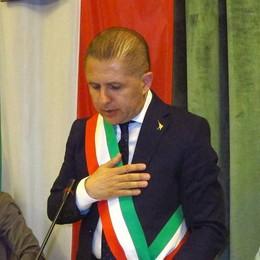 Mariano, primo consiglio Il giuramento del sindaco