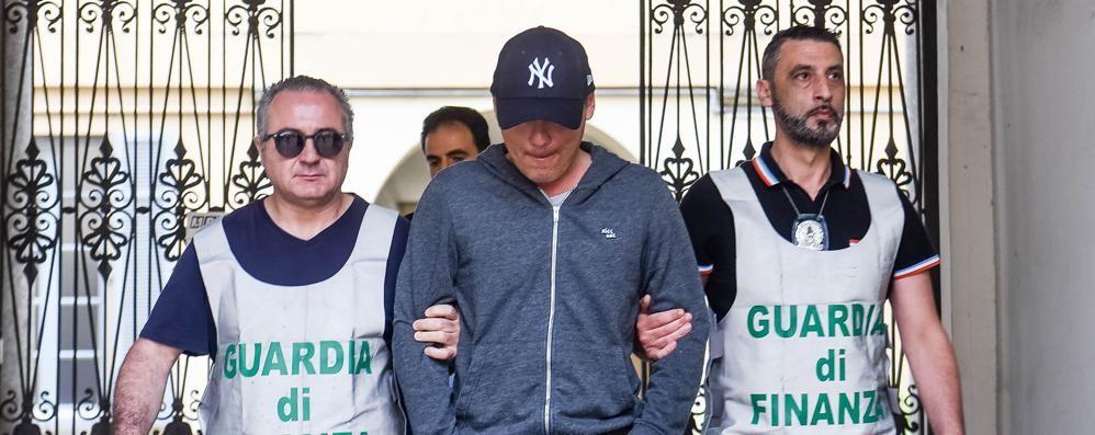 Il re delle truffe confessa dal carcere  «Sono malato di ludopatia, aiutatemi»