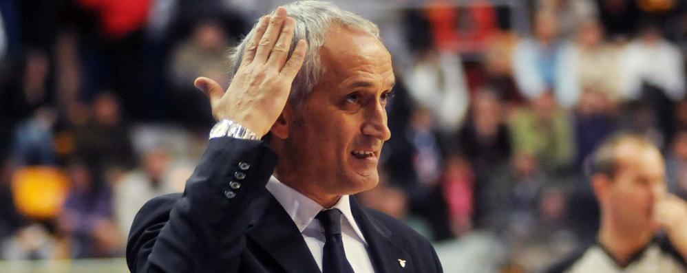 """Pancotto è il 34° allenatore di Cantù  Nessuno è durato più a lungo del """"Tau"""""""
