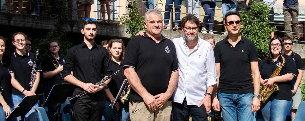 Un Oscar in Valle Intelvi  San Fedele, festa per John Casali