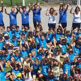 Un'estate di sport e impegno  I ragazzi tra campi e grest