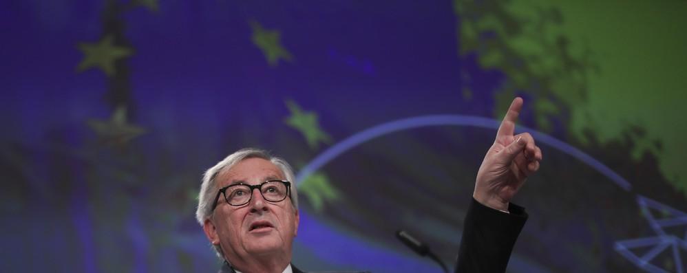 Ue: Juncker, il mio successore sia scelto in modo trasparente