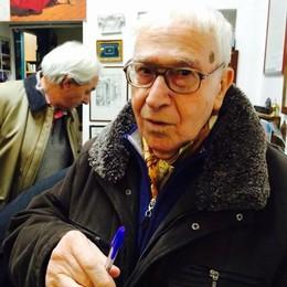 Novant'anni di scrittura e intelligenza  Una mostra per Sergio Marzorati