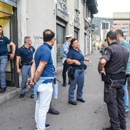 Droga dal parrucchiere  Arresto e locale chiuso a San Rocco