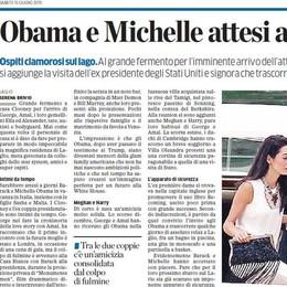 La vacanza di Obama e la funzione del giornale