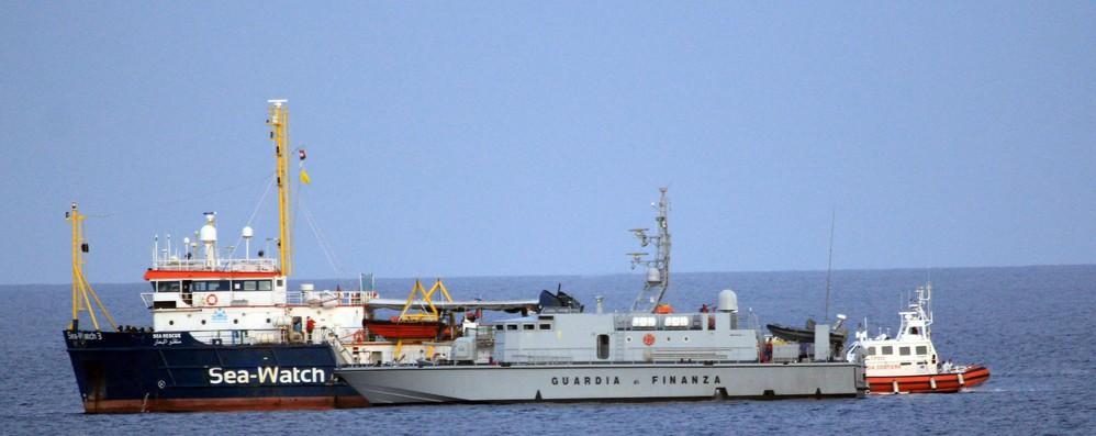 L'Ue agli Stati, trovare un soluzione sulla Sea Watch