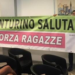 Il Giro d'Italia rosa  accarezza la Brianza