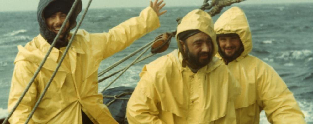 "Per primo in Antartide  ""Rai Storia"" ricorda  l'impresa di Ajmone Cat"