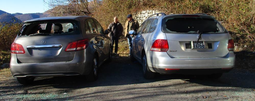 Raid vandalico sulle auto  Giovane smascherato dal Ris