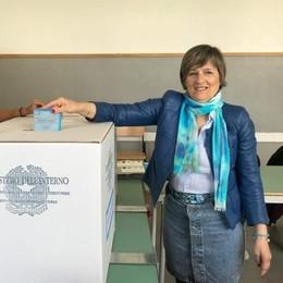 Luisago, ecco il primo sindaco donna   «Si riparte da strade e centro sportivo»
