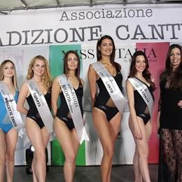 """""""Sua altezza"""" Francesca   Ecco la nuova Miss Cantù"""
